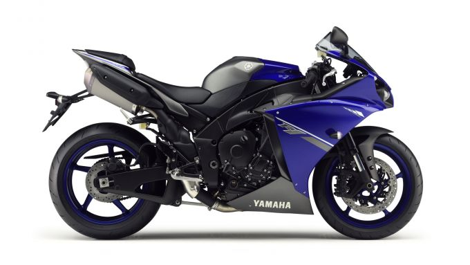Immagine 22: Yamaha Race Blu Series