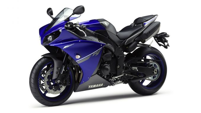 Immagine 25: Yamaha Race Blu Series