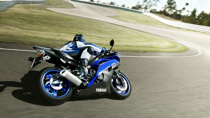 Immagine 26: Yamaha Race Blu Series
