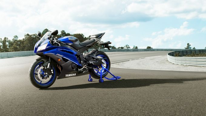 Immagine 3: Yamaha Race Blu Series
