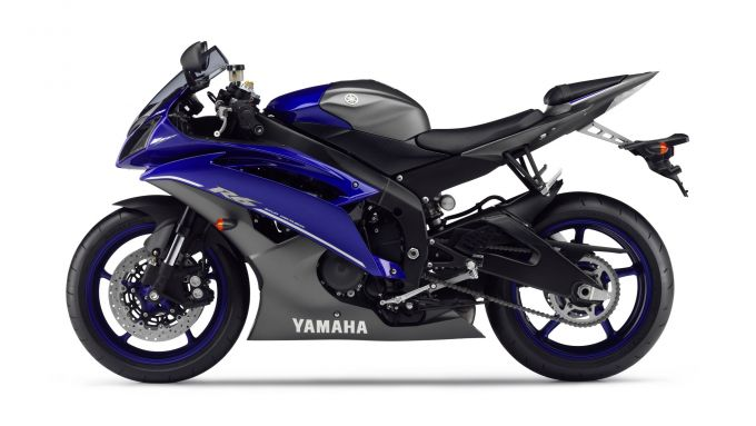 Immagine 7: Yamaha Race Blu Series
