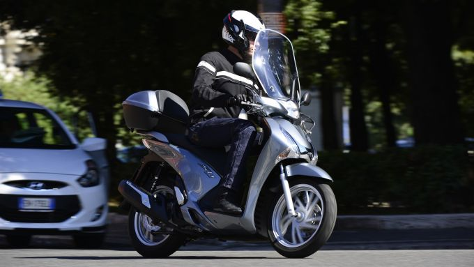 Immagine 1: Honda SH 125/150i ABS 2013