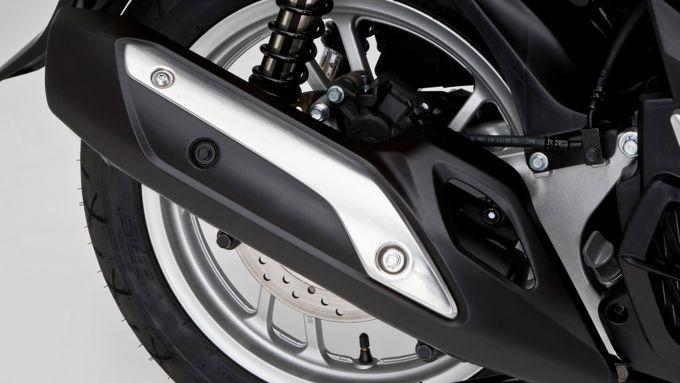 Immagine 80: Honda SH 125/150i ABS 2013