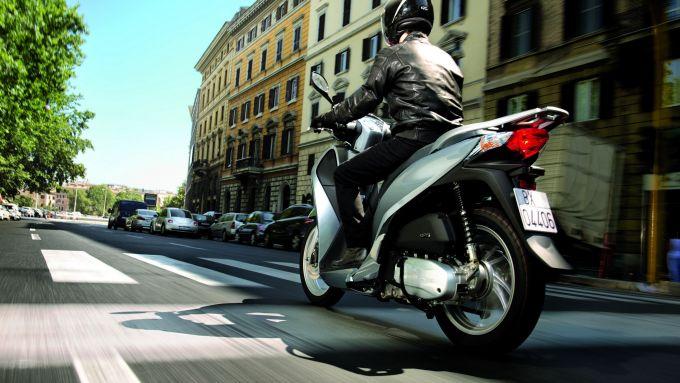 Immagine 36: Honda SH 125/150i ABS 2013