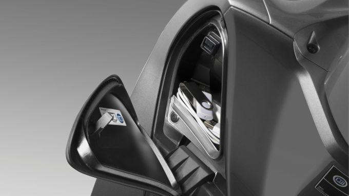 Immagine 32: Honda SH 125/150i ABS 2013