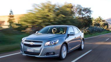 Listino prezzi Chevrolet Malibu