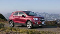 Immagine 2: Chevrolet Trax, nuove immagini e dati
