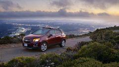 Immagine 4: Chevrolet Trax, nuove immagini e dati
