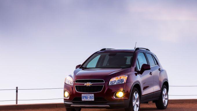 Immagine 0: Chevrolet Trax, nuove immagini e dati