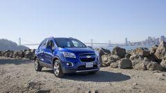 Immagine 7: Chevrolet Trax, nuove immagini e dati