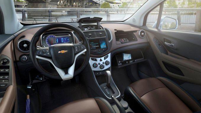 Immagine 15: Chevrolet Trax, nuove immagini e dati