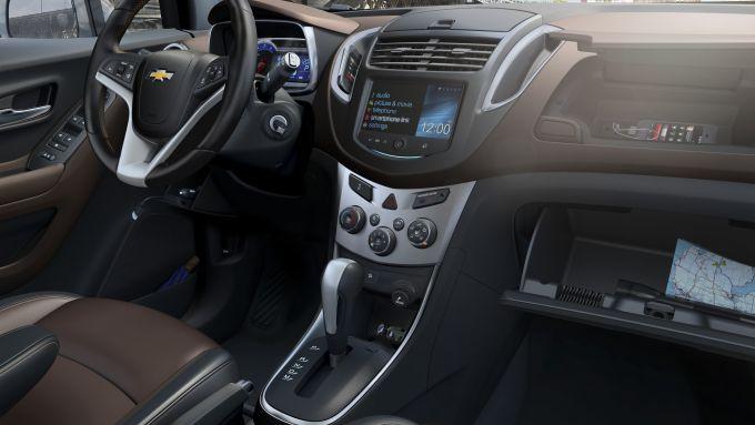 Immagine 11: Chevrolet Trax, nuove immagini e dati