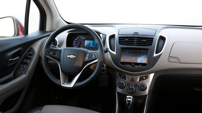 Immagine 9: Chevrolet Trax, nuove immagini e dati