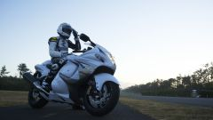 Immagine 33: Suzuki Hayabusa 2013