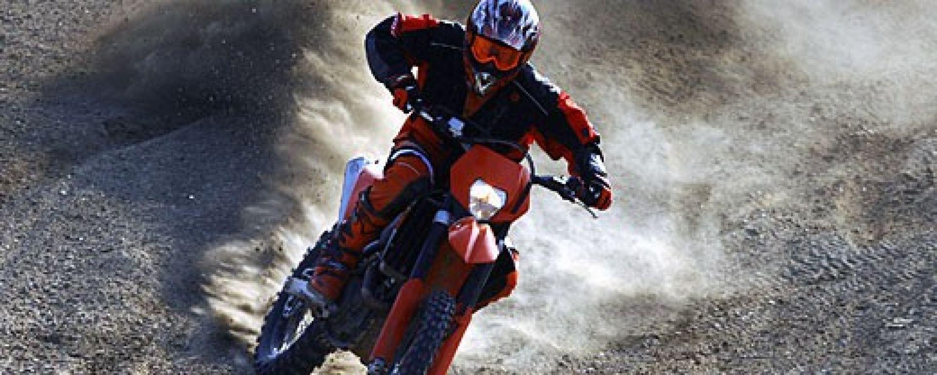 KTM Off Road 2008
