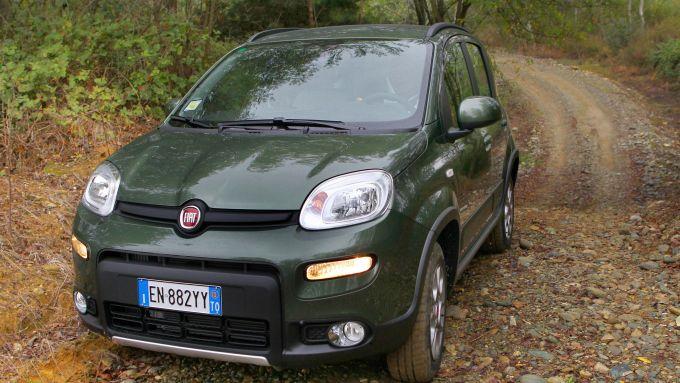 Immagine 38: Fiat Panda 4x4