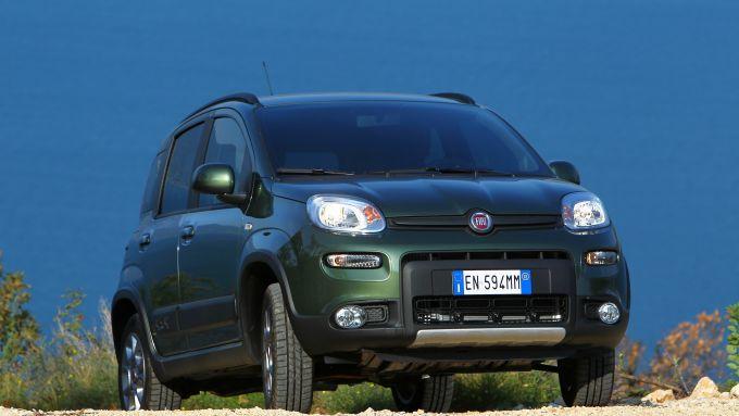 Immagine 1: Fiat Panda 4x4