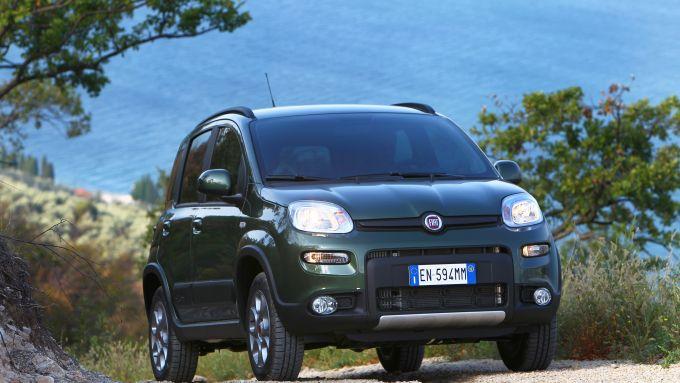 Immagine 12: Fiat Panda 4x4