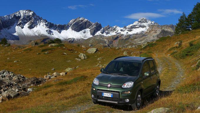 Immagine 32: Fiat Panda 4x4