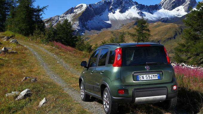 Immagine 3: Fiat Panda 4x4