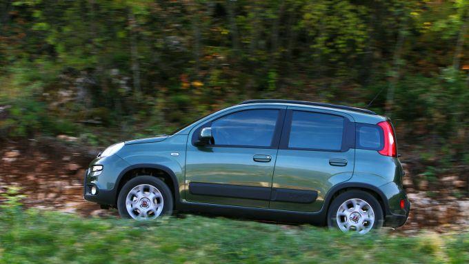 Immagine 5: Fiat Panda 4x4