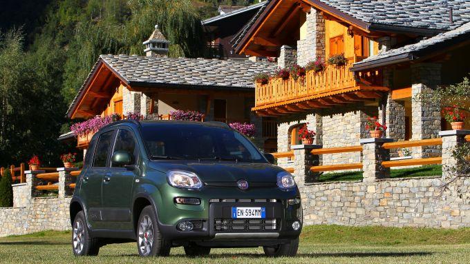 Immagine 8: Fiat Panda 4x4