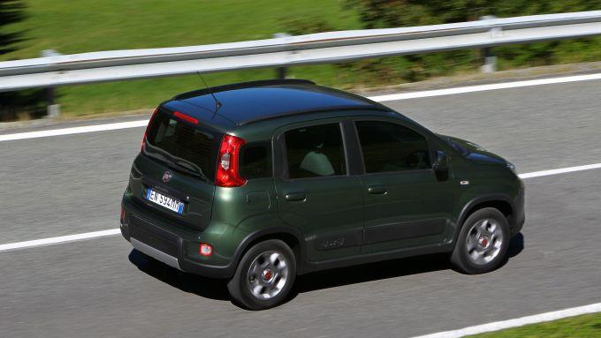 Immagine 14: Fiat Panda 4x4