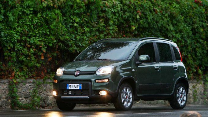 Immagine 26: Fiat Panda 4x4