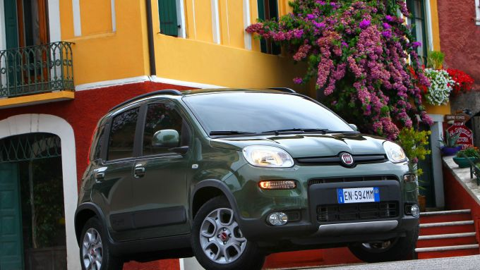 Immagine 29: Fiat Panda 4x4