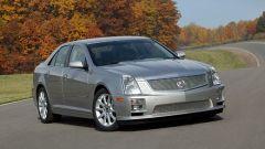 Cadillac STS-V e XLR-V - Immagine: 10