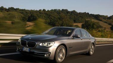 Listino prezzi BMW Serie 7