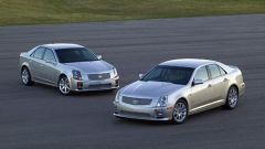 Cadillac STS-V e XLR-V - Immagine: 11