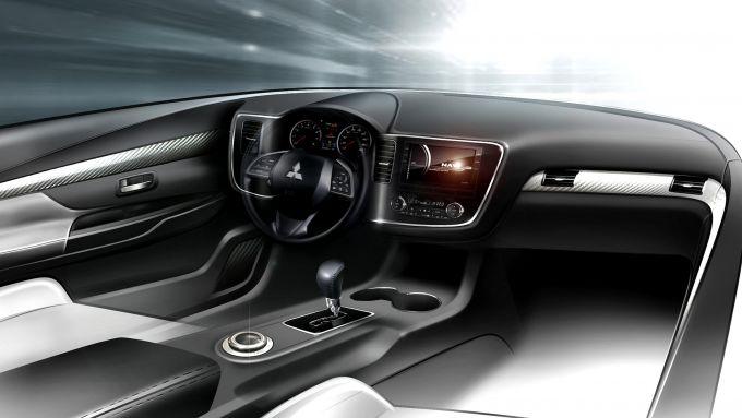 Immagine 53: Mitsubishi Outlander 2013
