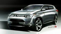 Immagine 15: Mitsubishi Outlander 2013