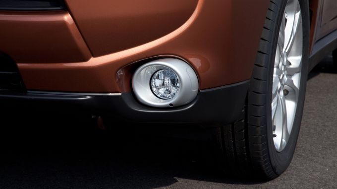 Immagine 26: Mitsubishi Outlander 2013