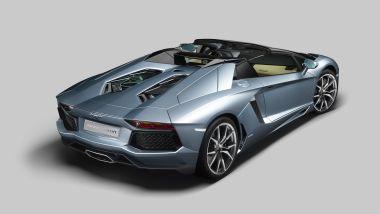 Listino prezzi Lamborghini Aventador Roadster
