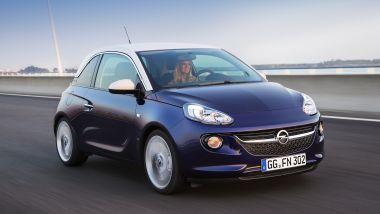 Listino prezzi Opel Adam