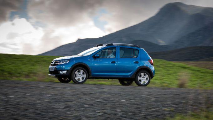 Immagine 12: Dacia Sandero e Sandero Stepway 2013