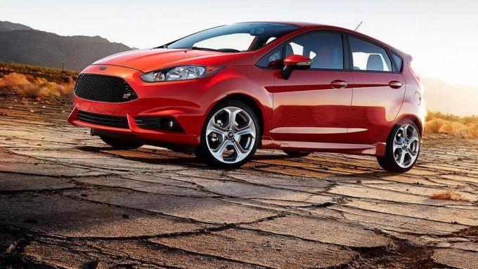 Immagine 8: Ford Fiesta ST 2013