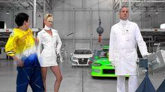 Volkswagen: pubblicità choc per la Golf Gti - Immagine: 10
