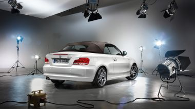 Listino prezzi BMW Serie 1 Cabrio