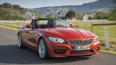 Listino prezzi BMW Z4 Roadster