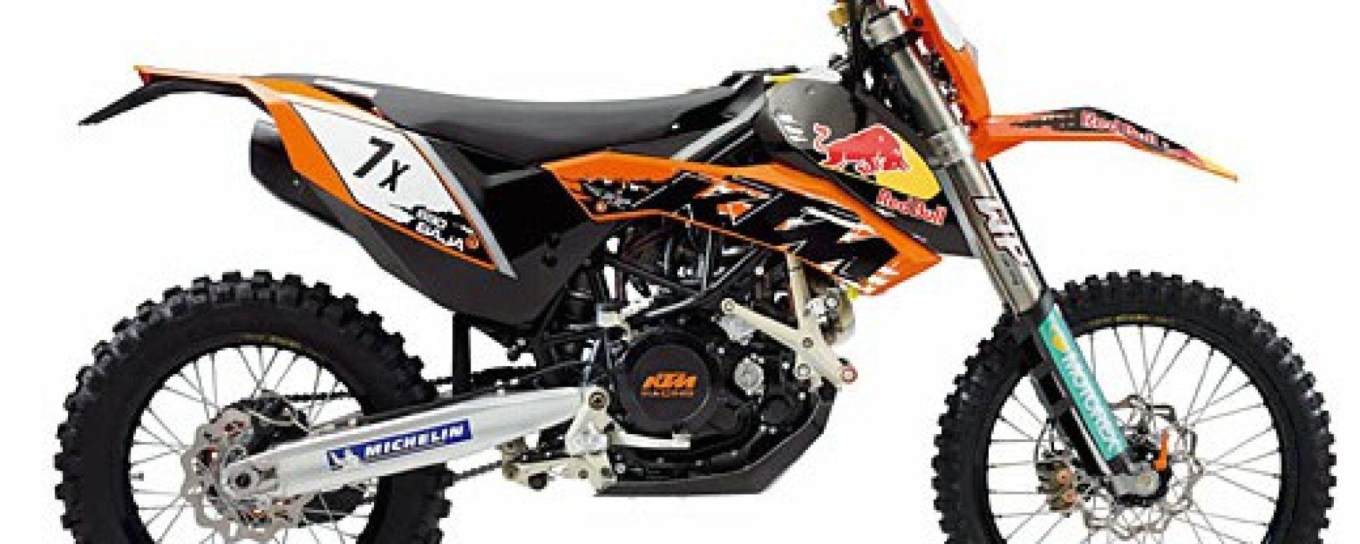 KTM 690 Baja