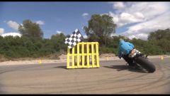 Video: BMW S1000RR in drift, il video