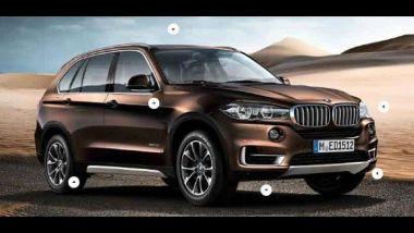 Listino prezzi BMW X5