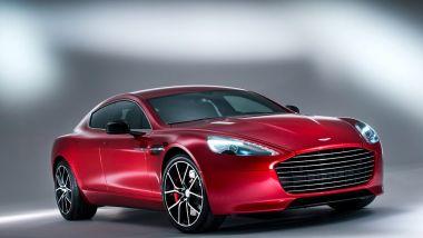 Listino prezzi Aston Martin Rapide