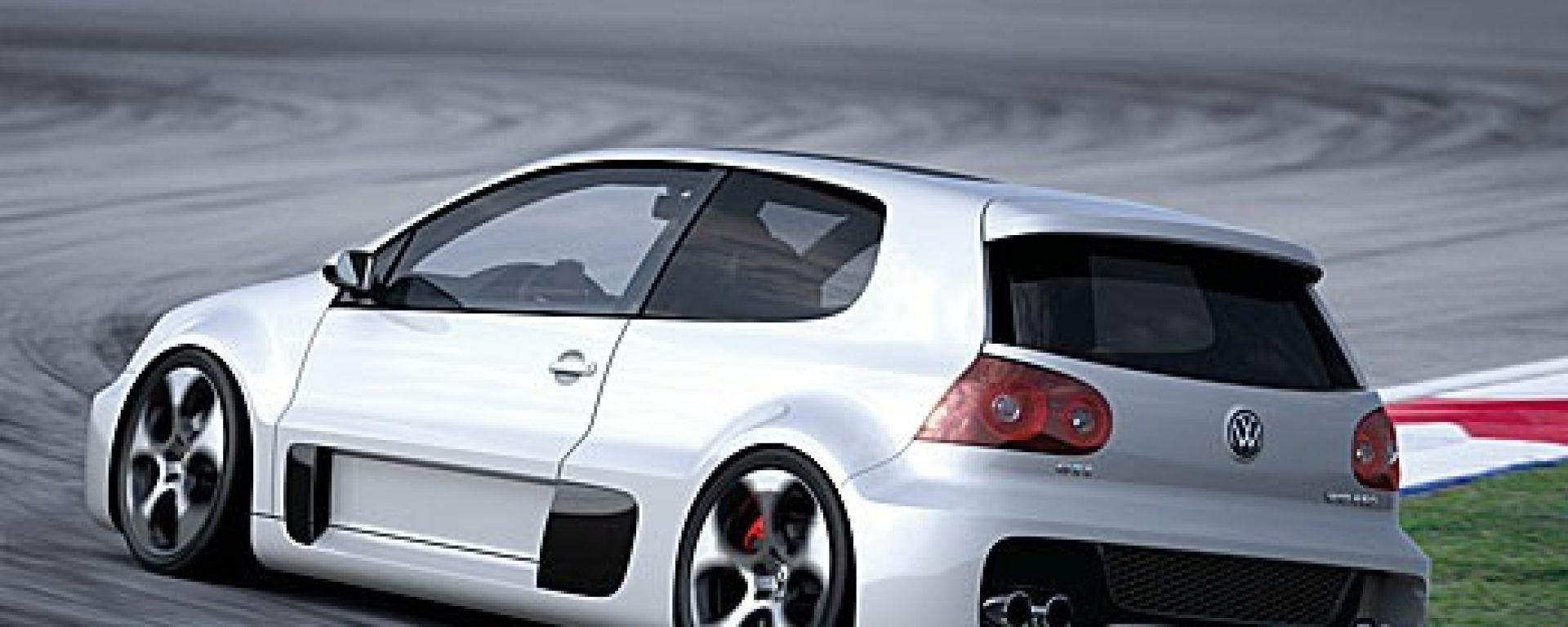 concept car volkswagen golf gti w12 650 motorbox. Black Bedroom Furniture Sets. Home Design Ideas