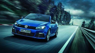 Listino prezzi Volkswagen Golf Cabrio