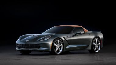 Listino prezzi Corvette C7 Stingray Convertible