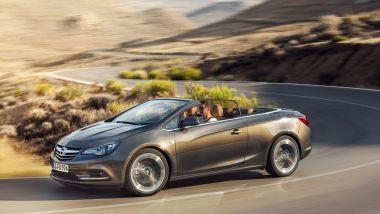 Listino prezzi Opel Cascada